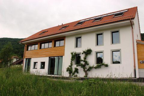 Buechehof Lostorf Fassade Test
